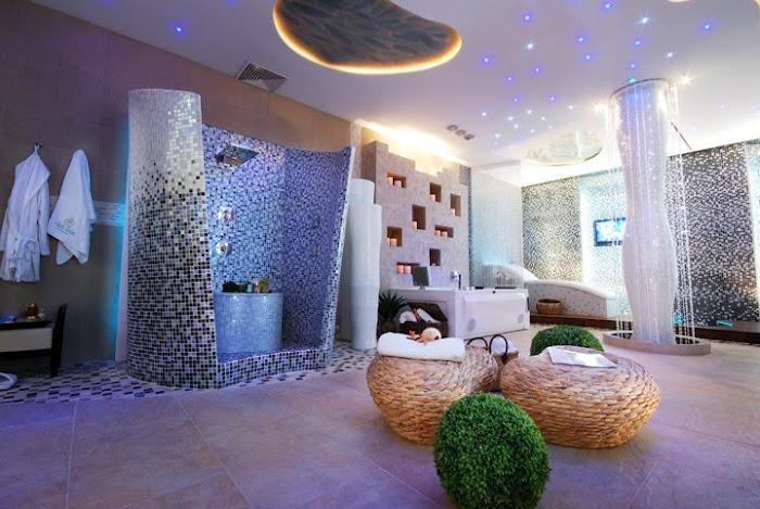 MODERN SPA Wellnes And Spa Interior Design Pinterest