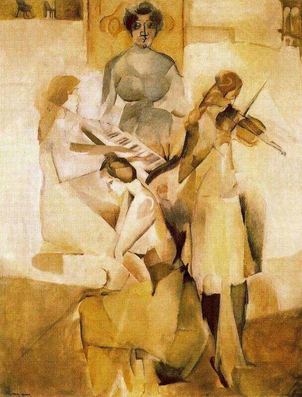 Duchamp Versus Picasso