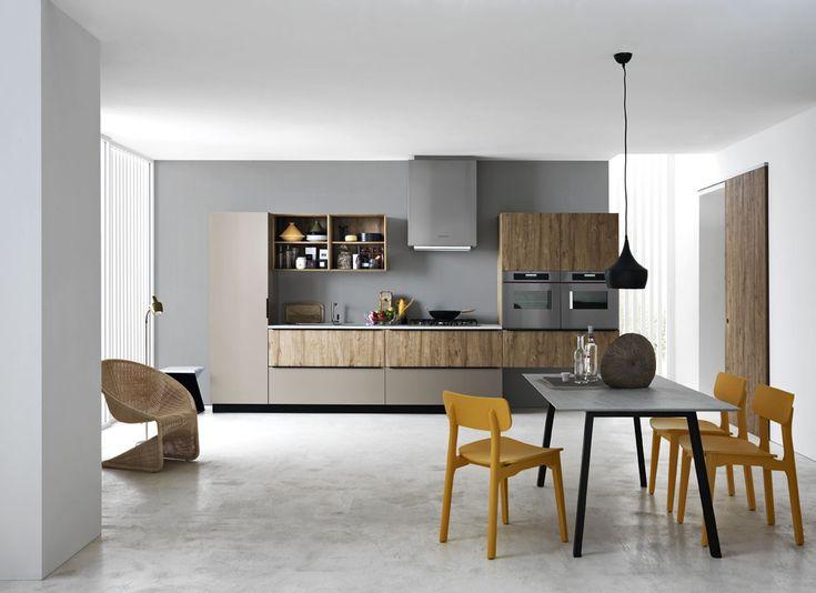 Keuken Model Cloe Italiaans Design : Pin by Keukenstudio Paul van ...