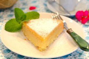 Coconut-Cornmeal Cake (Bolo de Fubá com Coco): What a coffee cake