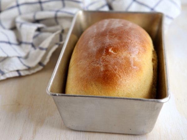 Yeasted Honey Cornbread Loaf from CompletelyDelicious.com by ...