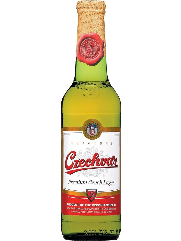Cerveja Czechvar Premium Lager 500ML