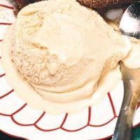 Brown Sugar-Bourbon Ice Cream - Bon Appétit