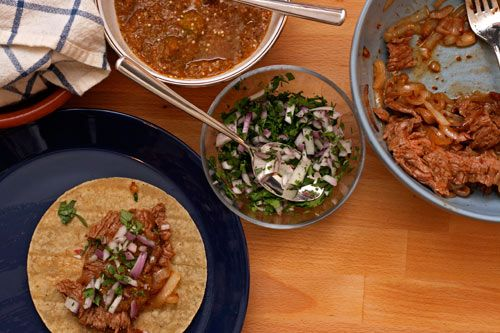 Dinner Tonight: Chipotle Beef Tacos | Recipe