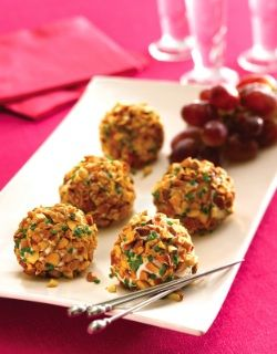chèvre and grape truffles | Recipes & Food ideas | Pinterest