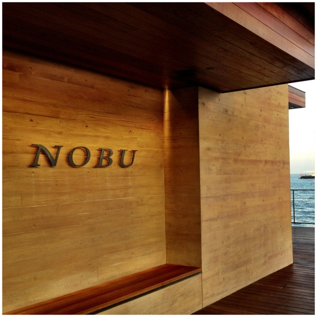 Nobu .. One sushi place, i would love to visit :)