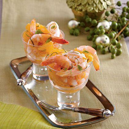 Shrimp and Citrus Cocktail | Recipe