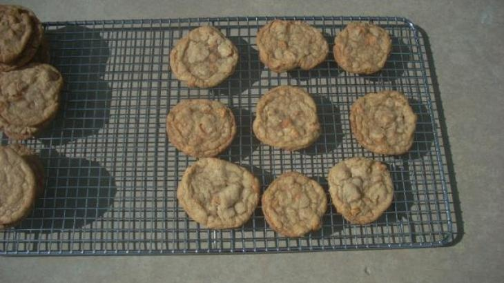 Toll House Butterscotch Chip Cookies @Marianne Rothenwander
