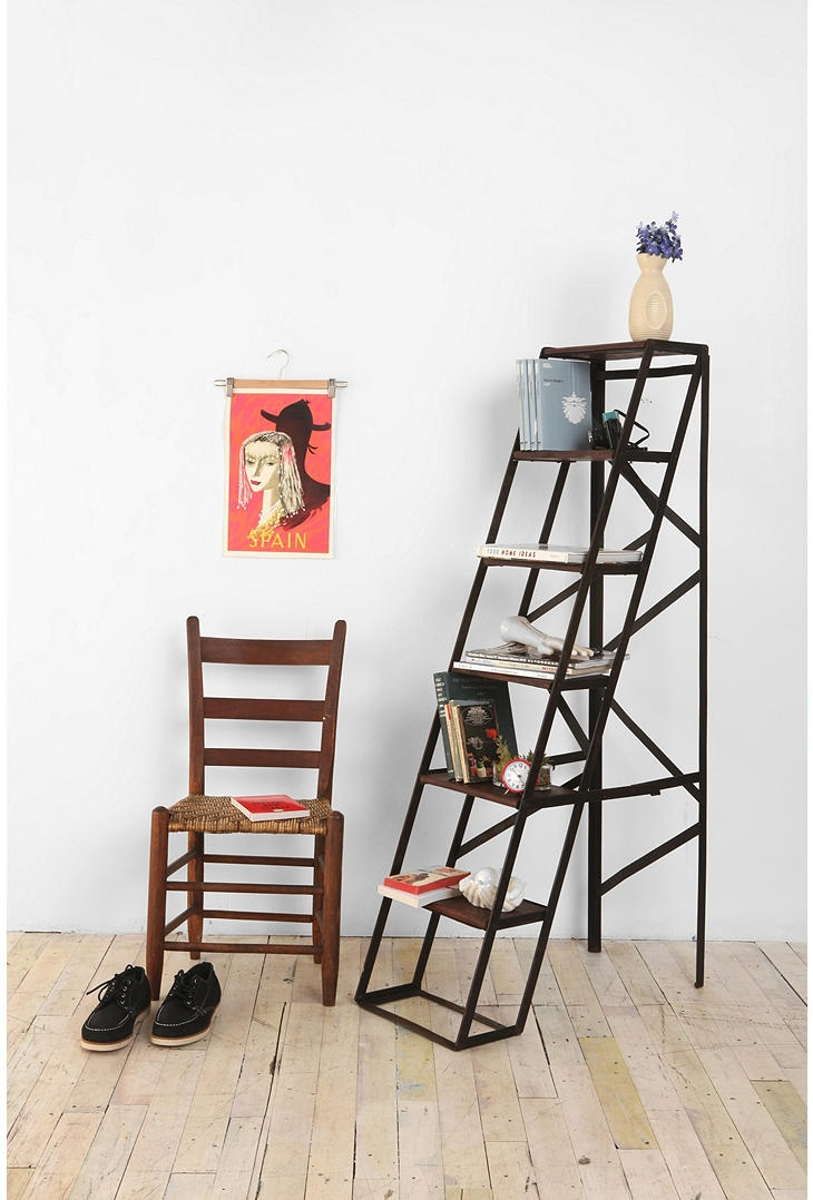 Urban outfitters ladder shelves