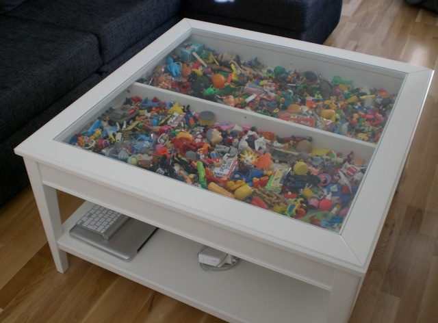 Ikea Liatorp Table Now I Know What To Do With All My Nicknacks