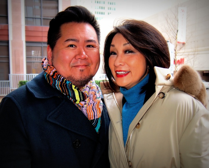 Connie Chung And Me Celebrities Pinterest