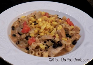Quick Chicken Chili with Black Beans | eats | Pinterest