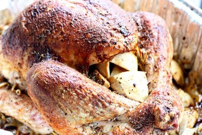 Spiced rubbed turkey. | nom nom | Pinterest