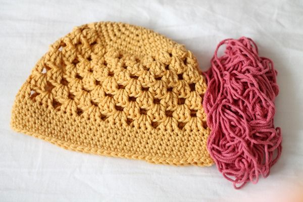 Crocheting the Day Away: Hats
