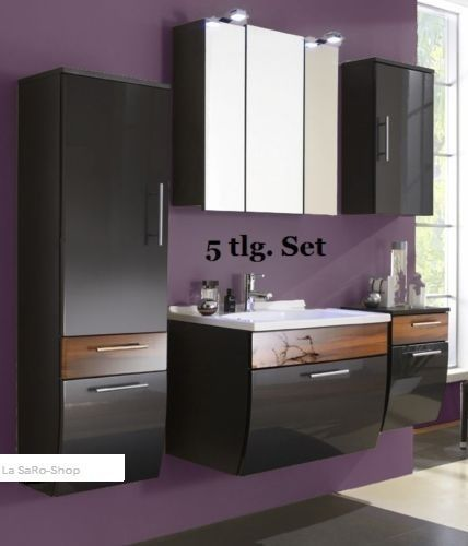 Badezimmer 5 Tlg