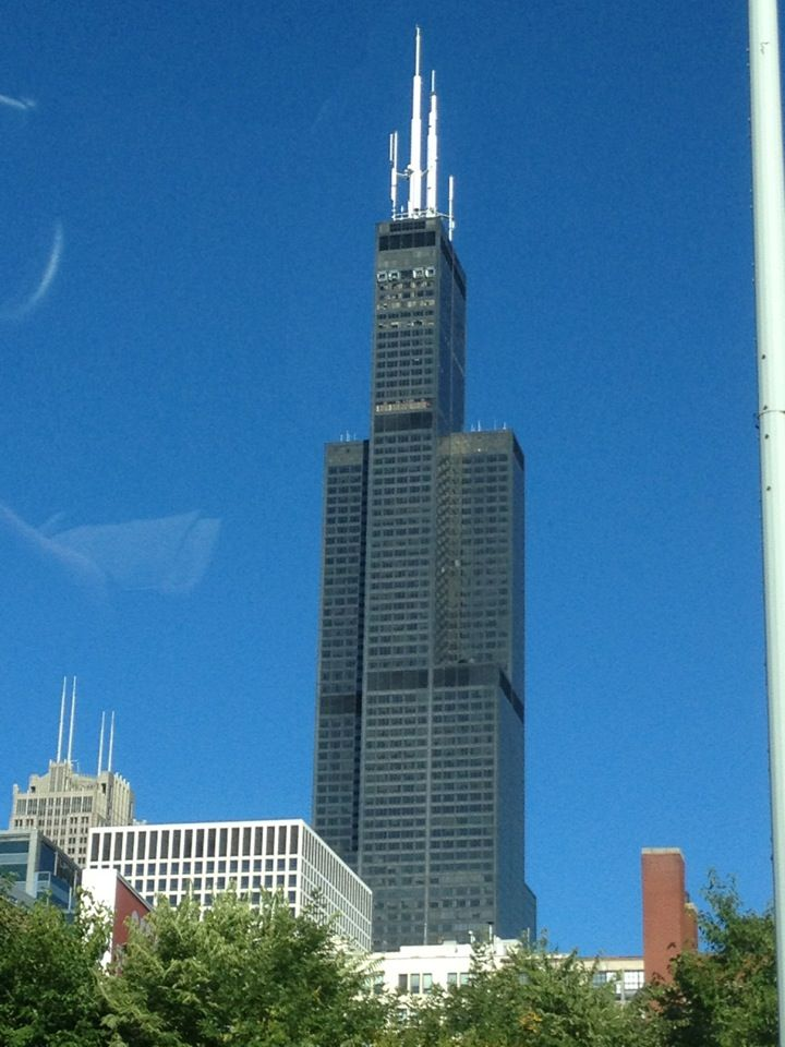 Sears Tower Now Named Willis Tower Home Education