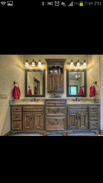 jack and jill bathroom for the home pinterest