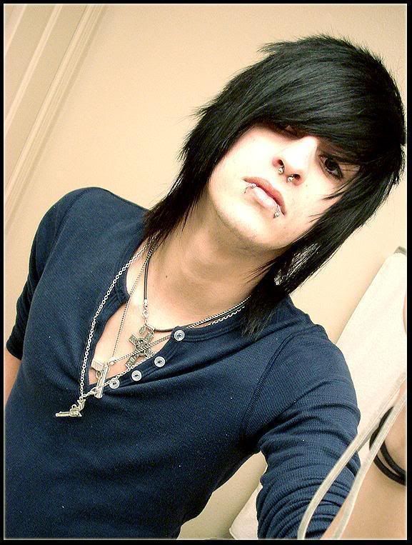 Cute Emo Boys With Long Hair Newhairstylesformen2014 Com