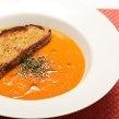Nordstrom's Tomato Basil soup recipe! I love this stuff!