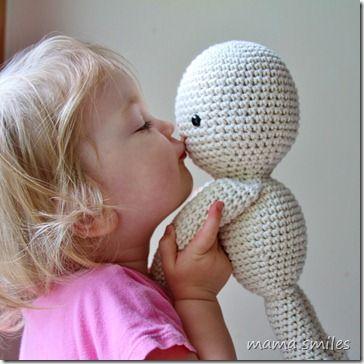 Lily's baby #crochet