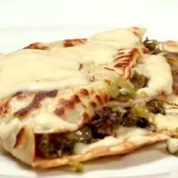 Ham, leek and mushroom crêpes with Parmesan cheese sauce @ allrecipes ...