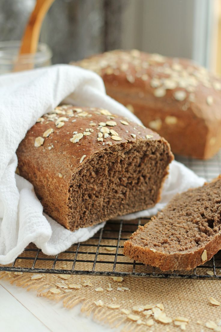 Outback Copycat Honey Whole Wheat Bread | Recipe