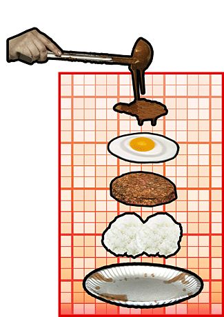 how-to loco moco | Hedgie | Pinterest