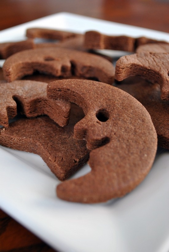 Brownie Roll-Out Cookies | Cookie Decorating Tips | Pinterest