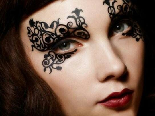Mehndi Eye Tattoo : Eye tattoo henna inking pinterest