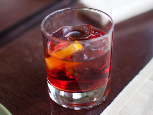 ... Gourmet, for introducing me to my favorite cocktail: the Negroni