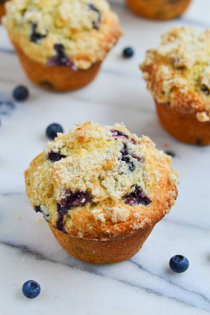 Big Beautiful Muffins Recipe — Dishmaps