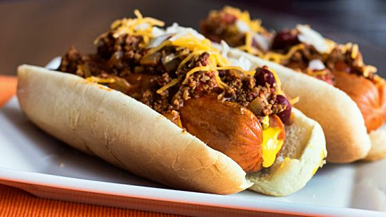 Half Smokes with Chili | gastronomy+culture | Pinterest