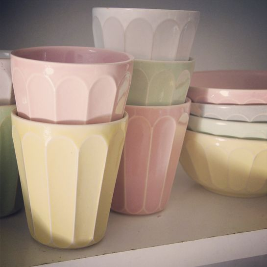 Leva Husfabrik Kok Jansson : Sandblom keramik  Porcelain  Pinterest