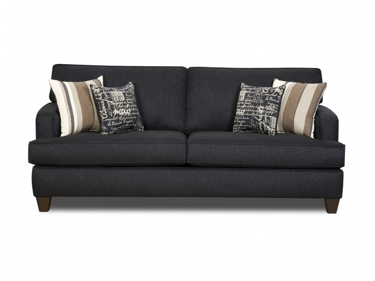 Omega Denim Sofa For The Home Pinterest