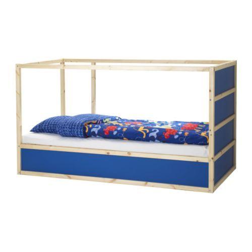 Ikea Kura Bed Reversible Boys Bedroom Ideas Pinterest