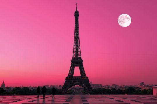 beautiful paris pink - photo #17