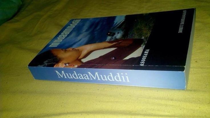 New Oromo novel  book (Asoosama) Mudaamuddii