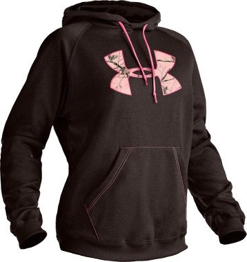 Cabela's: Under Armour® Women's Tackle Twill Hoodie. I want 1 of these, but they're so freaking expensive!!