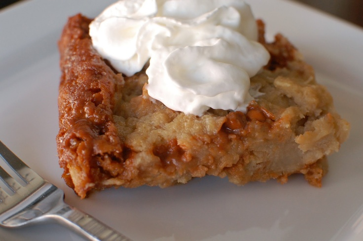 Butterscotch Bread Pudding | Treats to Try | Pinterest
