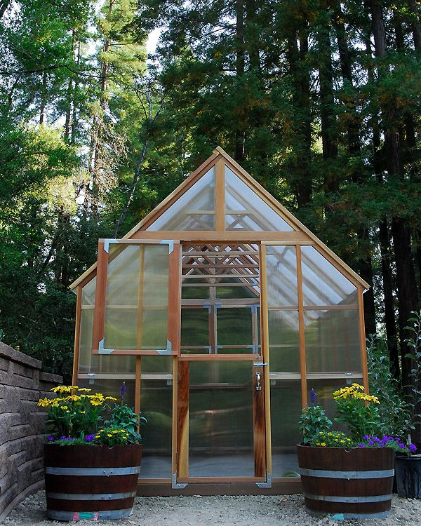 Simple greenhouse design garden pinterest for Simple green home designs