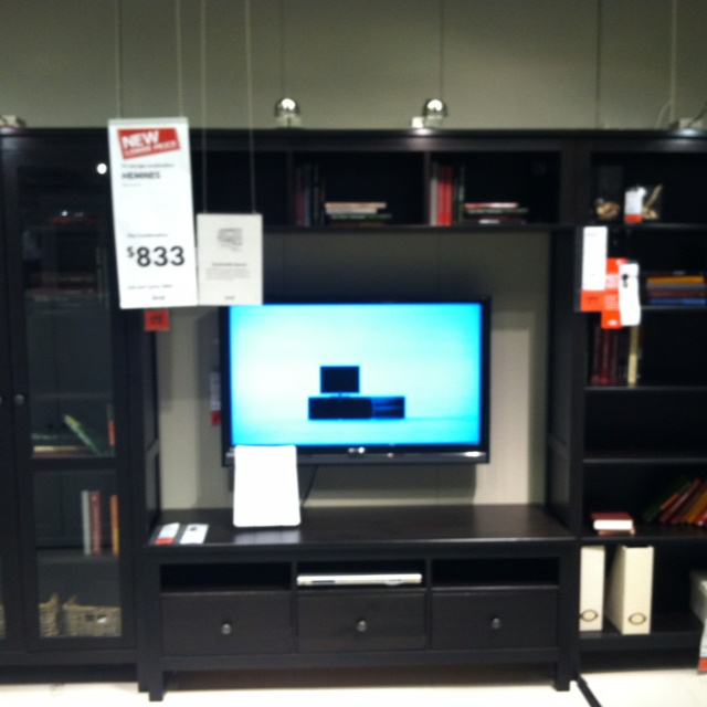 Ikea Entertainment Center 2