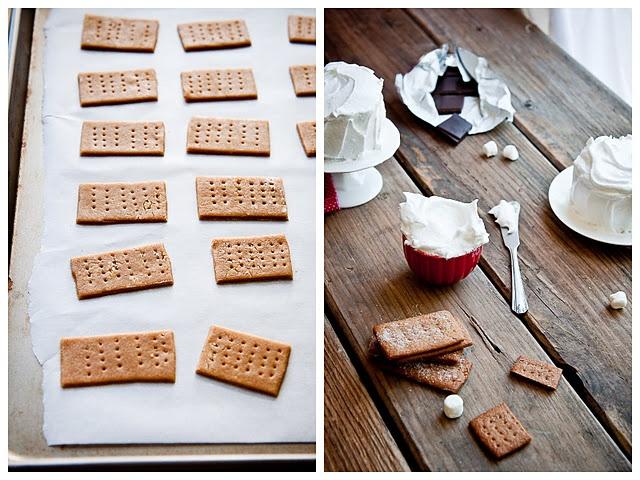 gimme s'more cakelettes | Favorite Recipes | Pinterest