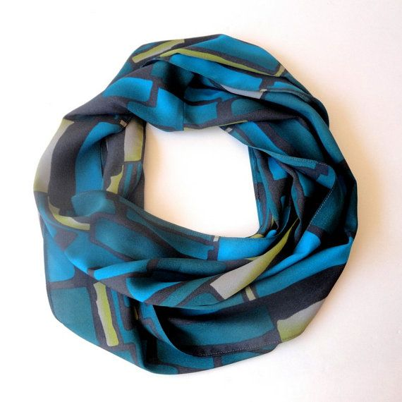 infinity loop scarf neck accessory fashion women by seno 1900 Fashion Neck Scarves For Women
