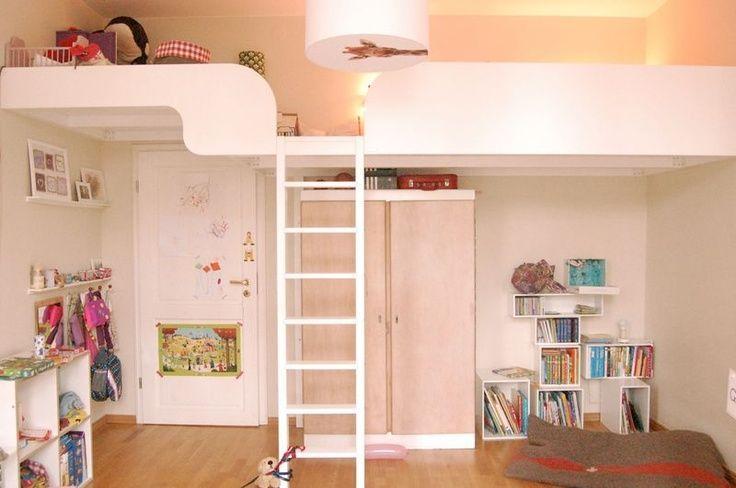 Mezzanine pour chambre d 39 enfant id home sweet home - Mezzanine chambre enfant ...