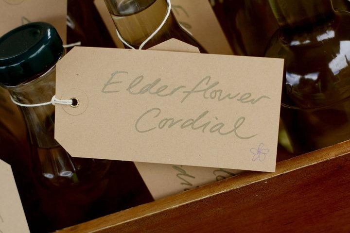 Homemade elderflower cordial by Minnie Sprinkles. Facebook.com ...