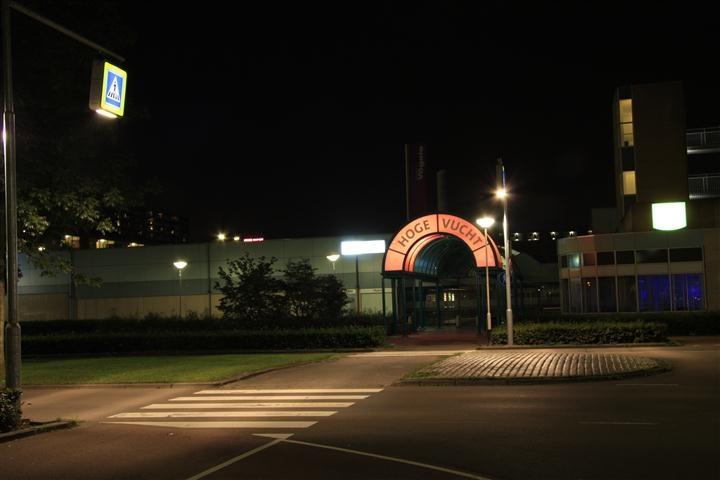 Winkelcentrum Hoge Vucht in Breda
