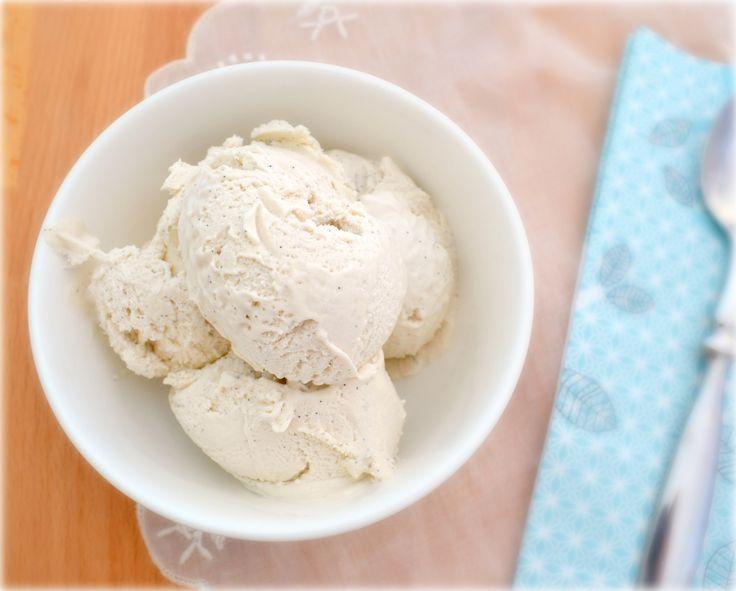 Burnt Maple & Coconut Ice Cream   healthy treats   Pinterest