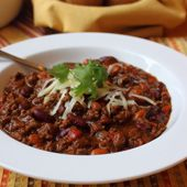 Firehouse Chili Con Carne Recipe. I would leave out the brown sugar ...
