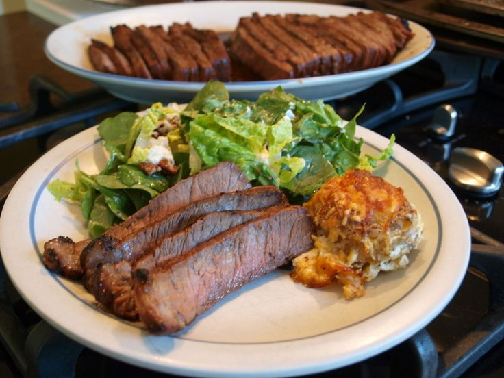 London Broil (Marinated & Grilled) | Tasty Kitchen: A Happy Recipe ...