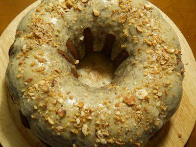 MAPLE WALNUT POUND CAKE WITH MAPLE GLAZE | Food - Cakes/Jam/Pound | P ...